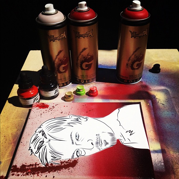 Art Daryl Dixon Art