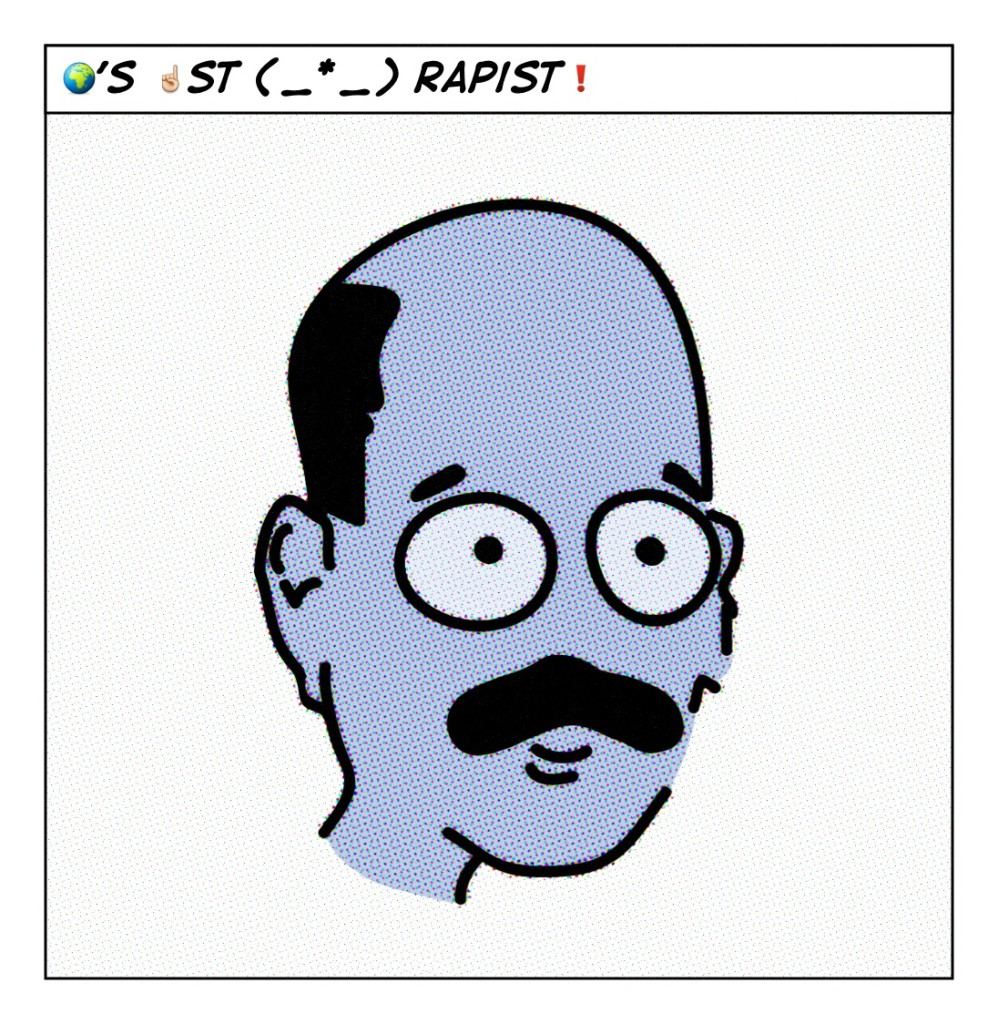 Tobias Funke-AnalRapist by peachyapricot-emoticons