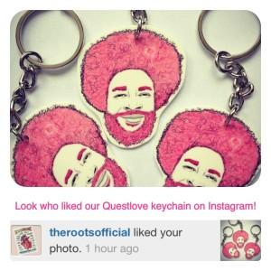The Roots - Questlove - Instagram