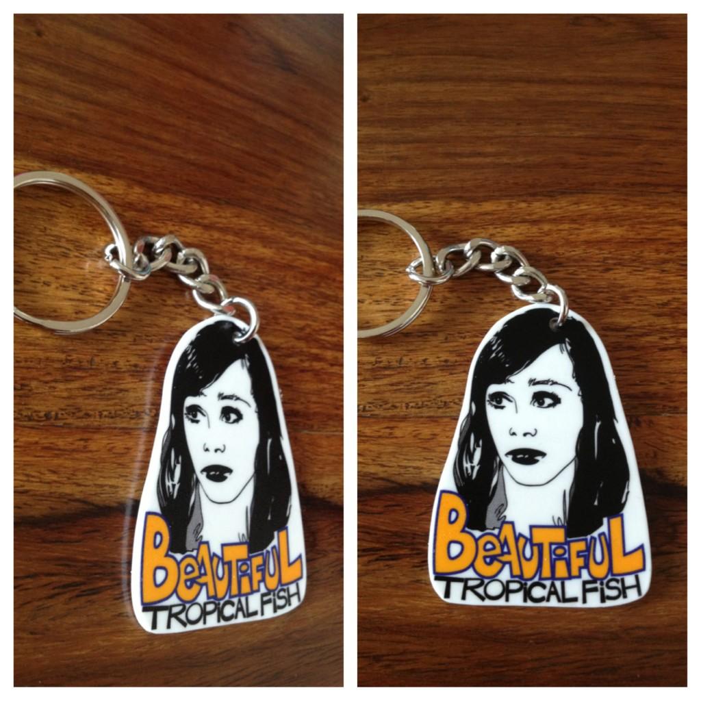 Ann Perkins keychain