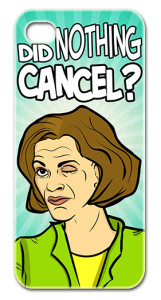 Lucille Bluth - Jessica Walter - Arrested Development - Samsung Galaxy S3 - iPhone - PeachyApricot
