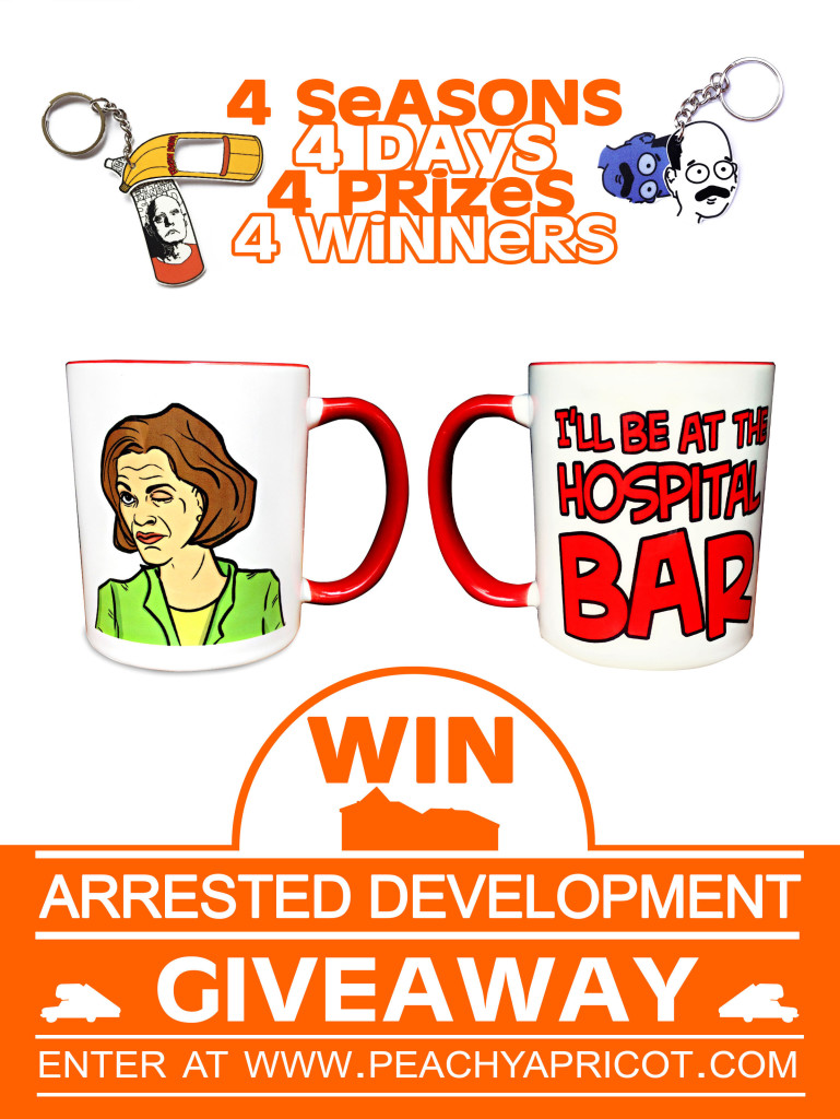 Arrested Development Giveaway
